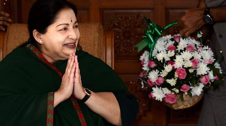 Jayalalithaa, J Jayalalithaa, Tamil Nadu elections, Tamil Nadu assembly elections 2016, TN, Tamil Nadu polls, Tamil nadu assembly polls, Chief minister, Tamil nadu CM, tamil nadu chief minister, Tamil Nadu Governor, K Rosaiah, Jayalalithaa's sworn in, india news