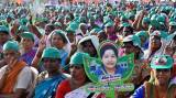 AIADMK releases manifesto, Jayalalithaa promises free mobilephones