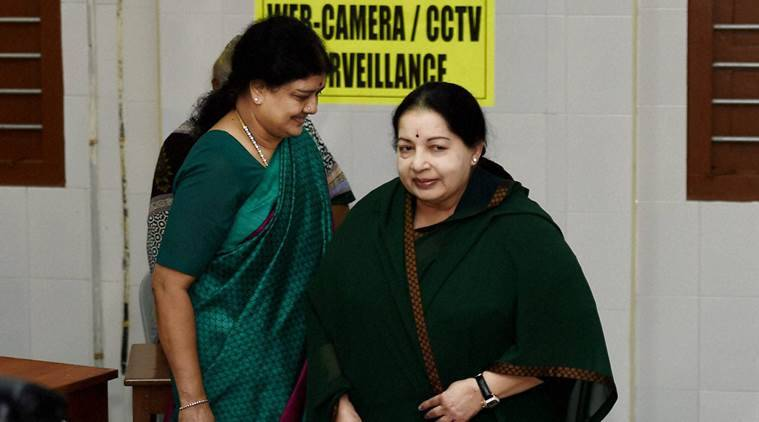 sasikala, sasikala convicted, sasikala news, supreme court, sasikala DA case, Jayalalithaa DA case, Sasikala jailed, Supreme Court convicted sasikala, AIADMK crisis,sasikala natarajan, supreme court verdict against Sasikala DA case, Jayalalithaa DA case, disproportionate assets case, Jayalalithaa, O Pannerselvam, Tamil Nadu, AIADMK, Indian Express