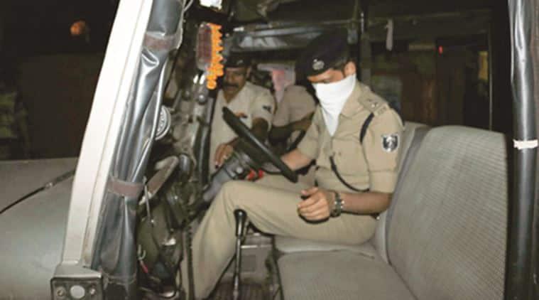 patna, patna ssp, sleeping driver, driver sleeps, ssp steals jeep, ssp patna steals jeep, patna ssp jeep steal, india news