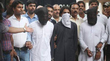 JeM arrests: Delhi Police release 4 terror suspects due to lack of adequateevidence