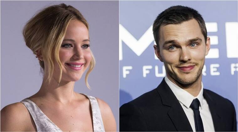 Jennifer Lawrence used to yell at ex Nicholas Hoult in ...