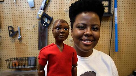 Jennifer Pierre, Melanites, racially inclusive toys, racially inclusive dolls, dolls for boys of colour, coloured dolls, African-American dolls, Indian-American dolls, Caribbean dolls, action figures
