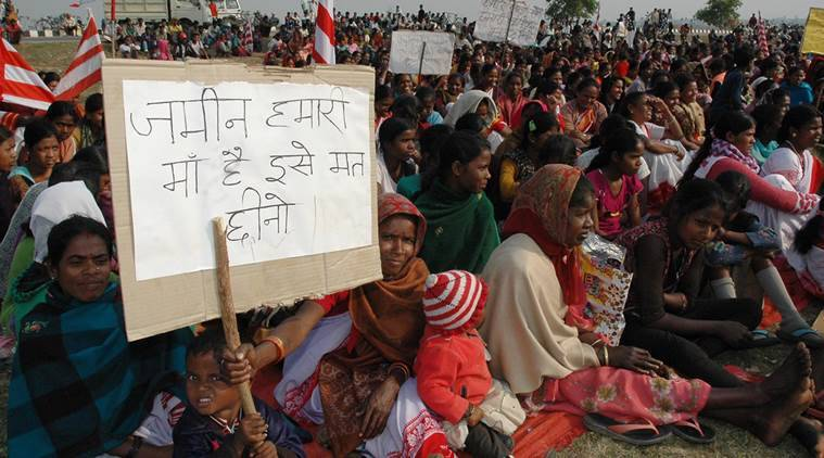 jharkhand, chhattisgarh, adivasi, tribal, jharkhand trival movement, jharkhand adivasi protests, indian forest act, human rights, tribal rights activist, environment activist, india news, latest news
