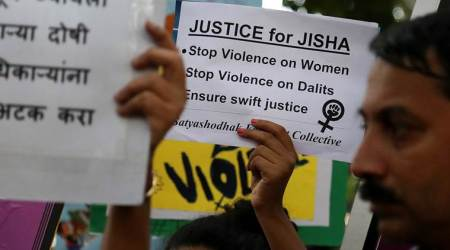 What is Jisha rape and murder case?