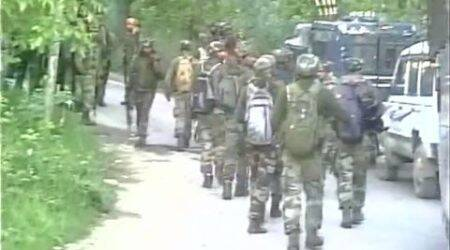 Two militants killed in separate encounters in Srinagar