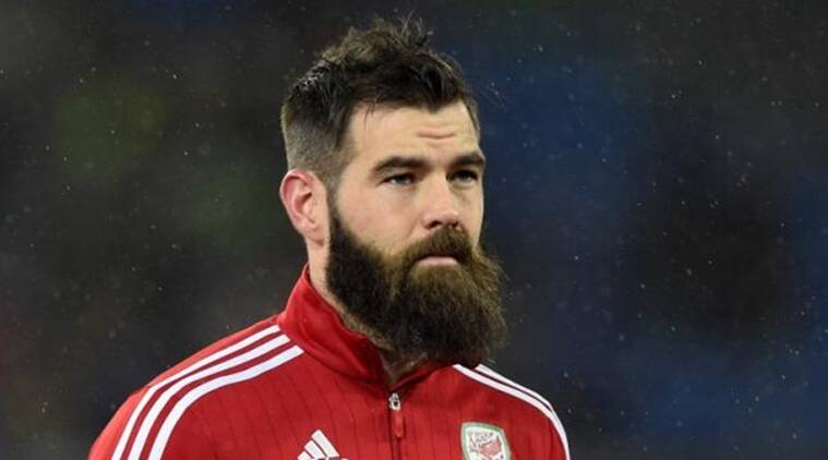 Image result for beard Joe Ledley