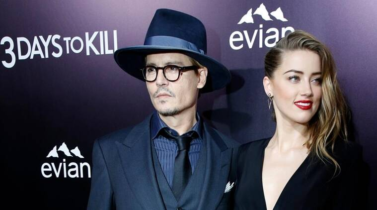 Johnny depp, Amber heard, Peter Sample, Johnny depp divorce, Amber heard divorce, Vaness Paradis, Johnny depp news, Entertainment news