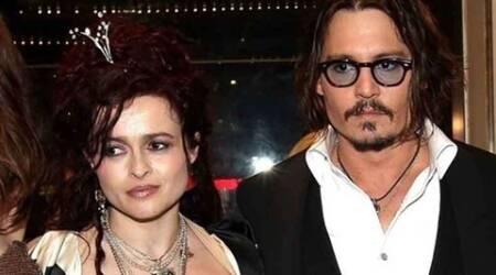 Helena Bonham Carter envious of Johnny Depp's accessories