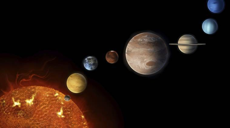 Planets, Jupiter, Jupiter like planets, NASA, Constellation Taurus, Lowell Observatory, Northern Arizona University, CI Tau b orbits, Astrophysical Journal, Technology, science news