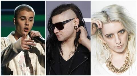 Justin beiber, Skrillex, White Hinterland, Sorry, Casey Dienel, Julia Michaels, Justin Tranter, Michael Tucker, Ring the bell, Justin beiber news, Entertainment news