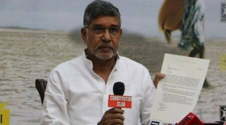 Declare drought as national emergency: Kailash Satyarthi