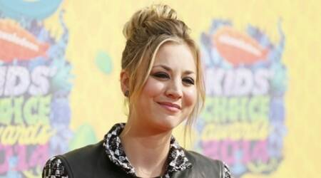 Kaley Cuoco is 'happier than ever' post divorce