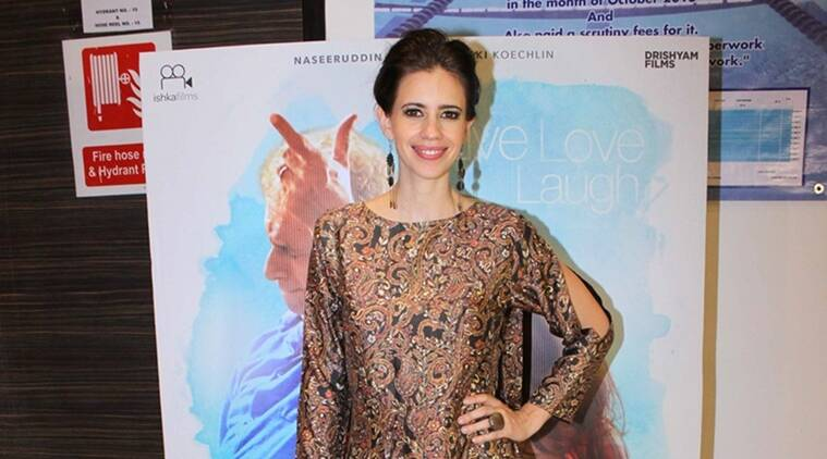 In a matriarchal society, I would be a meninist: Kalki Koechlin