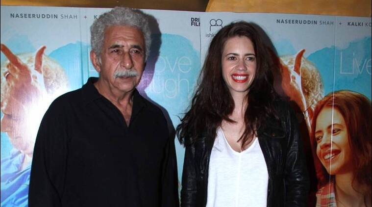 Naseeruddin Shah, Kalki Koechlin, Waiting, The girl in yellow boots, Zindagi Na Milegi Dobara, Naseeruddin Shah upcoming films, Kalki Koechlin upcoming films, Entertainment news
