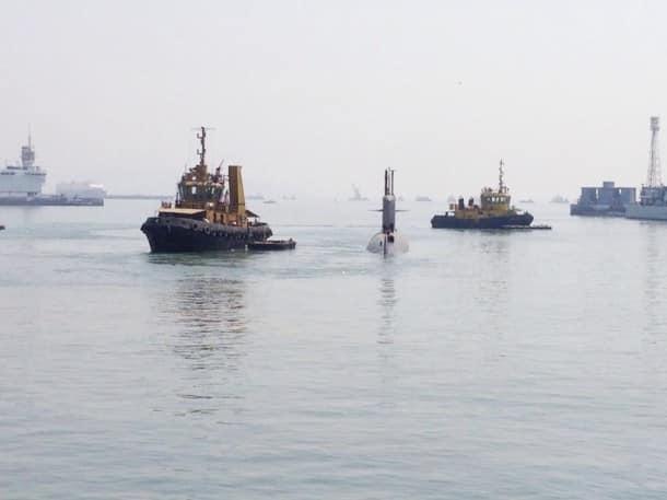 Kalvari, Kalvari submarine, Kalvari's Harbour Acceptance Trials, HATs, Project 75, Sea trials, diesel-electric submarine, Indian submarine, indian navy, indian express
