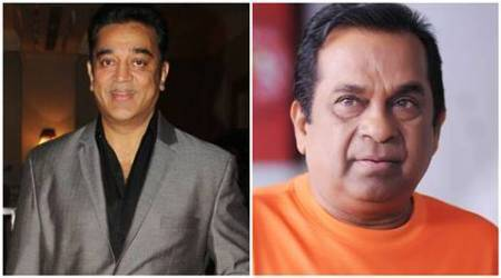 Kamal Haasan, Brahmanandam, comedian Brahmanandam Brahmanandam film, Brahmanandam action film, Brahmanandam kamal haasan, Kamal Haasan film, Kamal Haasan upcoming film, entertainment news