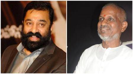 Working with Ilayaraja fun: Kamal Haasan