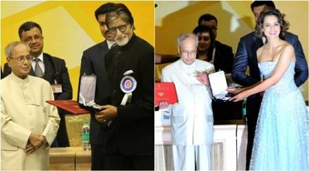 President Pranab Mukherjee lauds filmmakers for reflecting Indian character in films