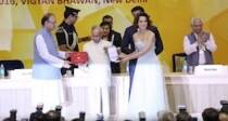 Kangana Ranaut, Amitabh Bachchan & Others Receive National Awards
