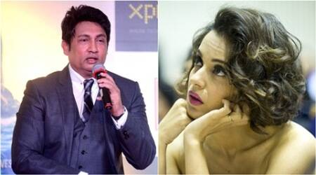 Shekhar Suman to Kangana Ranaut: 'Keep your mouth shut, don't like women who cry claiming they're victimised'