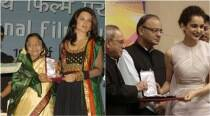 When Kangana Ranaut won National Awards