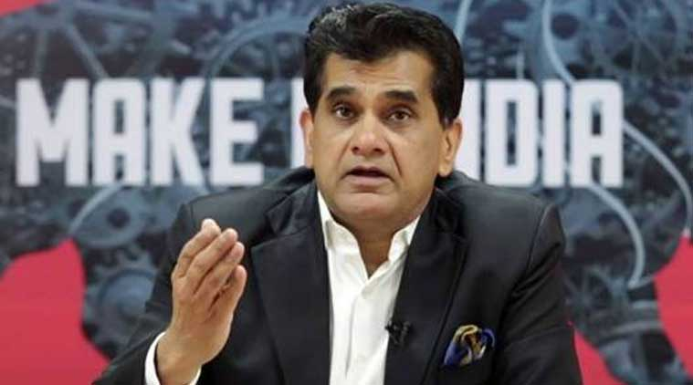 Financial technology software, software, software services, Niti Aayog, startups, FinTech software, Amitabh Kant, digital payments, Indian express News