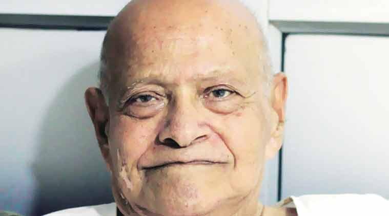 Kanubhai Gandhi, Kanubhai Gandhi dies, Kanubhai Gandhi death, kanu gandhi, gandhi, mahatama gandhi grandson, kanubhai, gandhi grandson, latest news, latest india news