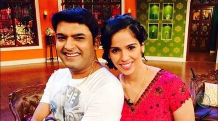 Saina Nehwal, Kapil Sharma, The Kapil Sharma show, Saina Nehwal Kapil Sharma show, Entertainment news