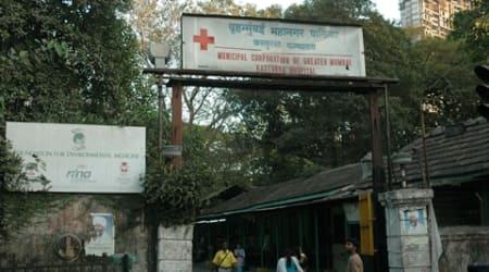 mumbai, kasturba hospital mumbai kasturba hospital, kasturba hospital get new beds. BMC, indian express mumbai
