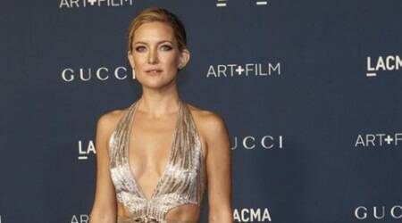 I am strict with my sons: Kate Hudson