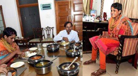 A 'suitable' kind of love: Andhra HC, officials probe the man KCR's adopted daughter wants to marry