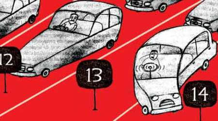 In fleet of govt vehicles for Kerala ministers, no 'car number 13'