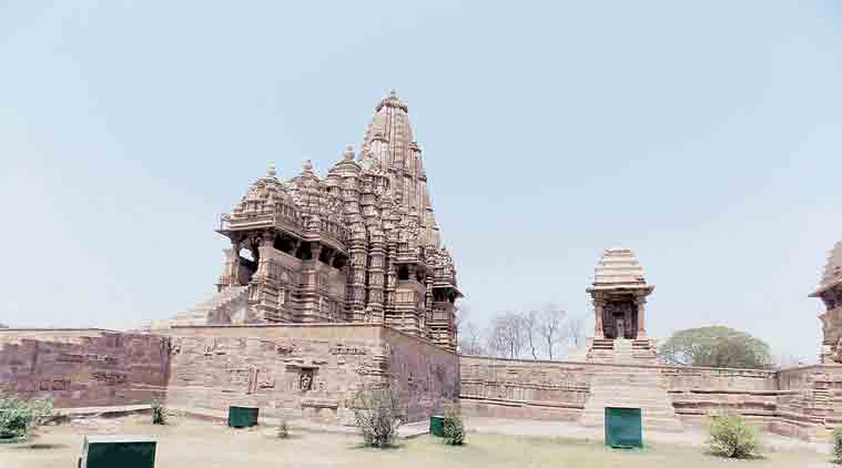 Khajuraho, Khajuraho temple, mp Khajuraho temple, Khajuraho tourists, Khajuraho foreign tourists, Khajuraho monuments, india news, mp news, bhopal news