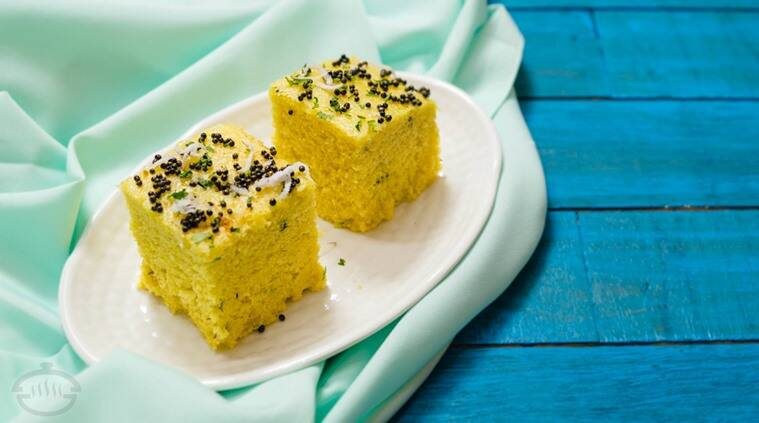 How to make the iconic khaman dhokla at home the indian express dhokla khaman dhokla dhokla recipe khaman dhokla recipe foodie forumfinder Choice Image