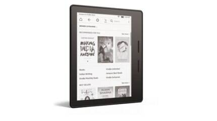 Kindle Oasis Express Review: Greatness, but at a high cost