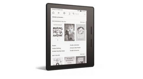 Kindle Oasis, Amazon Kindle Oasis, Amazon, Kindle Oasis price, Kindle Oasis review, New Kindle review, Kindle Oasis specs, Kindle Oasis features, Kindle Oasis vs Kindle Paperwhite, Kindle Oasis Amazon, book reader, technology, technology news