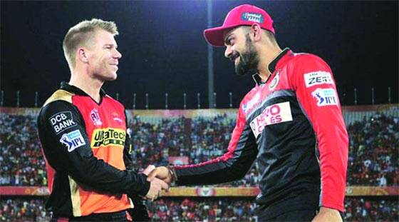 Virat Kohli vs David Warner: Here their twain shall meet