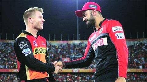 ipl 2016 final, ipl 2016, ipl, rcb vs srh, srh vs rch, virat kohli, kohli, david warner, warner vs kohli, kohli vs warner, hyderabad vs bangalore, bangalore vs hyderabad, cricket news, cricket