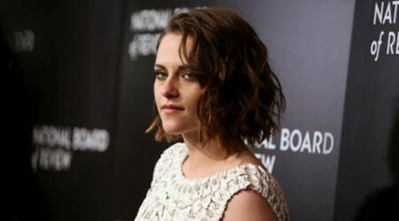 Kristen Stewart to direct short film on gun control