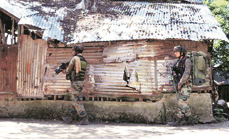 Kashmir encounter, encounter in Kashmir, Kupwara, Encounter in Kashmir's Kupwara district, Kashmir's Kupwara, Kashmir army, Kashmir police, India news