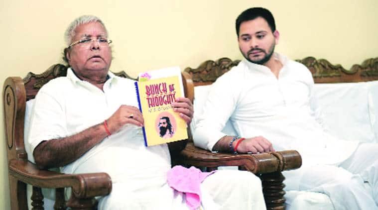 Lalu Prasad Yadav, Lalu Yadav, Lalu, RJD, RJD government, Nitish Kumar