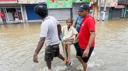 At least 11 people dead in Sri Lanka flash floods