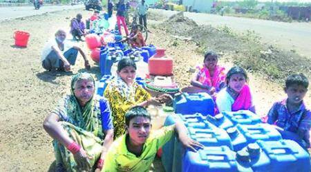 Pune professionals ensure water supply to Laturvillages