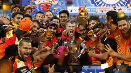 David Warner thanks India and SRH for hospitality