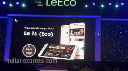LeEco, LeEco Le 1s Eco, Le 1s Eco specs, Le 1s eco price, leeco le 1s eco india price, leeco le 1s eco price in india, leeco le 1s eco specifications, mobiles, LeEco supertainment system, LeEco supertainment services, smartphones, Android, tech news, technology