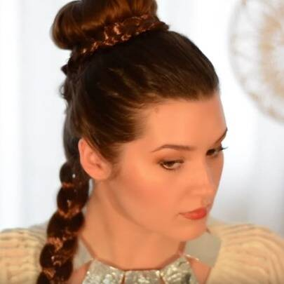 DIY tips: Five iconic hairstyles from Star Wars