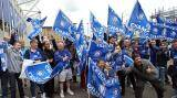 Party time for Leicester City, business as usual for others in the Premier League