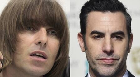 Liam Gallagher mistaken for Sacha Baron Cohen at Cannes