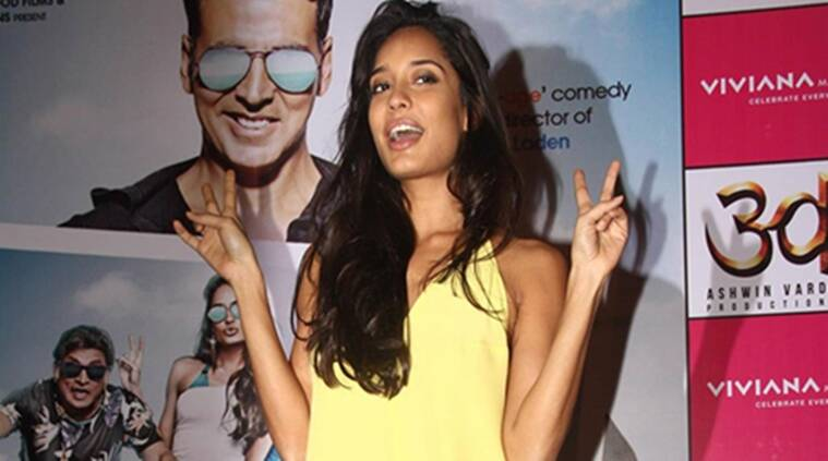lisa haydon, lisa haydon web series, lisa haydon the trip, lisa haydon news, lisa haydon ae dil hai mushkil, lisa haydon marriage, lisa haydon dino lalvani, lisa haydon bollywood films, lisa haydon husband, lisa haydon pictures, lisa haydon the trip, bollywood news, lisa haydon karan johar, lisa haydon ranbir kapoor, entertainment updates, indian express, indian express news